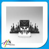 Handgemachtes Merkmals-hölzerne materielle Acryluhr-Bildschirmanzeige für intelligente Uhr