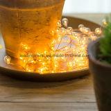 タイマーが付いているホーム装飾LEDの銅線のガラス泡豆電球