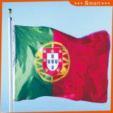 Kundenspezifisch imprägniern und Sunproof Staatsflagge-Portugal-Staatsflagge-Modell Nr.: NF-055