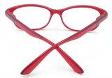 R17587 Atacado baratos lentes de leitura de plástico Óculos de leitura de quadro colorido