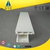 Hsp 60-37tの戸枠のためのアジア白UPVCのプロフィール--Huazjijie