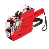 Máquina de mano del rotulador del precio del color rojo Mx6600 (MX-6600-3)