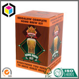 Wholesale Corrugated Carton Box for Wine Shipping with Dividers