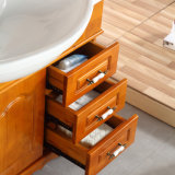 Vente en gros Hot Sale Modern Soild Wood Bathroom Vanity