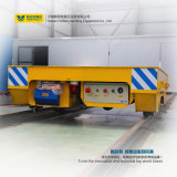 25 Tonnen-Laden-Schienen-Übergangskarren-Plattform-Fahrzeug