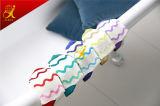 波パターン多彩なソックスは服のソックスをカスタム設計する