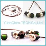 Fone de ouvido equilibrado dinâmico híbrido do ébano da armadura do fone de ouvido de Suntaiho Bosshifi B3