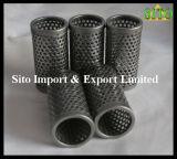 Стрейнер/фильтр сетки нержавеющей стали Perforated