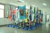 Vinile del PVC del poliestere di colore completo che fa pubblicità alle bandiere all'ingrosso