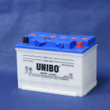 Der Standard Qualitäts-Hochleistungs- LÄRM trocknet belastete DIN75 12V75ah Autobatterie