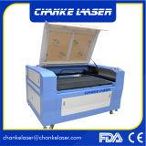 Cortador de borracha acrílico de couro do laser do CNC da máquina de gravura do CO2