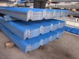 安く20 24枚の26のゲージによって電流を通される薄い波形の鋼鉄屋根ふきシート