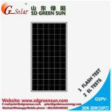 36V poli comitato solare 260W, 265W, 270W, 275W, 280W con tolleranza positiva