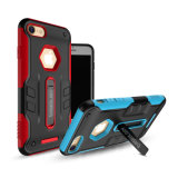 Móvil de TPU+PC/accesorio del teléfono celular para el iPhone 7 más