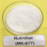 Os ferimentos Healing ativos Ibutamoren Mesylate do pó Mk677 de Mk-677 Nutrobal oral Sarms
