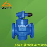 Soupape réduisant la pression filetée de vapeur d'Élevé-Sensibilité (GARP-6)