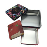 Rectangle Set Box Cake Tin Cantoon Printing