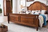 جديدة تصميم [سليد ووود] أثاث لازم [أمريكن] [كونتري ستل] غرفة نوم مجموعة ([أد813])