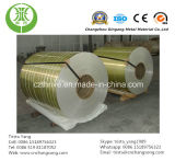 Aluminiumreflektor-Blatt-Goldfarbe