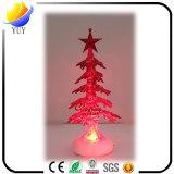 Decoraciones calientes del árbol de navidad de la venta y árbol de navidad luminescente