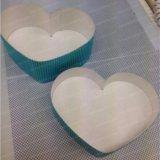 심혼 모양 보석 선물 마분지 저장 패킹 포장 종이상자