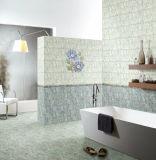 Materiales de construcción 300x600 baño de cerámica vidriada azulejo de la pared decoración de la casa
