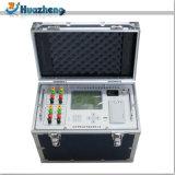 Appareil de contrôle portatif de résistance de C.C du transformateur 10A d'inscription de la CE