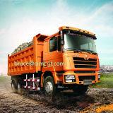 중국 본토 팁 주는 사람 트럭과 덤프 트럭