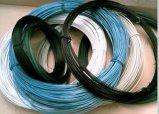 高品質および競争価格のPVC上塗を施してある棒鉄ワイヤー