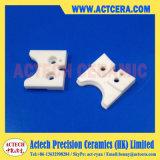 Componenti di ceramica meccaniche di ceramica lavoranti personalizzate parti/Zro2 di Zirconia