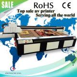 UVhölzerner Glasacrylflachbettdrucker des großen Format-1440dpi