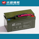 12volt batterie solaire de gel scellée par 65ah de la batterie 12V