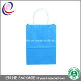 Saco de presente de compras de papel de luxo personalizado com logotipo Print Wholesale