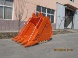 Cubeta da inclinação para a mini cubeta de lama da inclinação da máquina escavadora feita em China