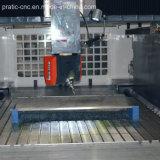 L'aluminium de commande numérique par ordinateur partie les machines Pratic-Phb-CNC4500
