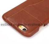 Наградная кожаный крышка мобильного телефона для iPhone