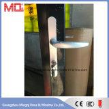 Prezzo di alluminio del portello del popolare della Bi della rottura termica Finished nera a Guangzhou