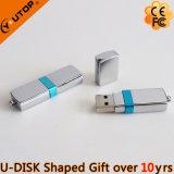 Kundenspezifisches Firmenzeichen-Geschenk-Metall-USB-Blitz-Laufwerk (YT-1243)