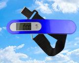 휴대용 디지털 여행 Laggage 가늠자 파랑