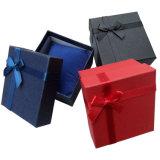 Het Vakje van de Gift van het Document van het Karton van de douane met Lint