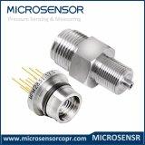 Temperaturkompensierter druckelektrischer Druck-Fühler für Flüssigkeit Mpm283