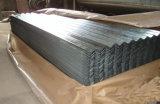 Regelmäßiger Flitter-heißes eingetauchtes galvanisiertes Zink, das Stahlblech-Platte Roofing ist