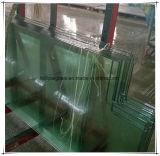 desobstruído de 3-25mm/ultra desobstruído comuns/laminou/colorido/plano/vidro Tempered curvado