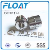 Boule en acier inoxydable Float Magnetic Ball for Floating Niveau d'eau Switch (25mm * 25mm * 9.5mm)