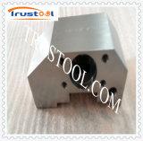 ステンレス鋼棒CNCの機械化の部品