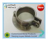 Процесс литья для алюминия алюминия отливки подвергая механической обработке