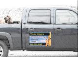 Магниты двери автомобиля прямоугольника печатание полного цвета самого низкого цены изготовленный на заказ
