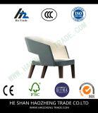 Hzdc017スティーブ銀製のMovadoのビロードの聖職者の肘のない小椅子