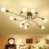 Moderne dekorative LED-Kaffeestube-Stab-Deckenleuchte-Lampe