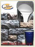 De Vorm die van de steen door Vloeibaar Silicone (RTV2088) maken